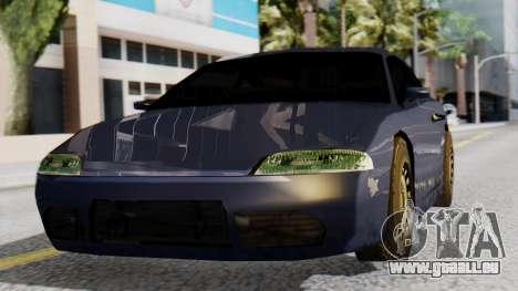 Mitsubishi Eclipse GSX SA Style pour GTA San Andreas