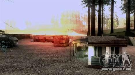 New Trailers pour GTA San Andreas troisième écran