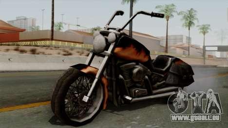Freeway Diablo pour GTA San Andreas