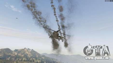 GTA 5 Realistic rocket pod 2.0 deuxième capture d'écran