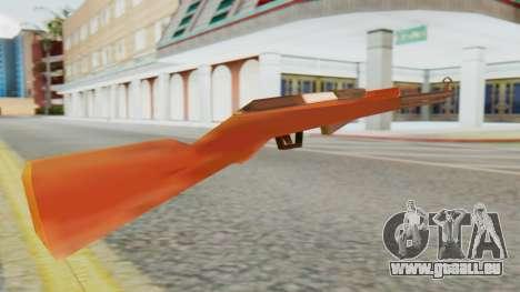 SKS SA Style für GTA San Andreas zweiten Screenshot