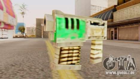Warhammer Tec9 pour GTA San Andreas