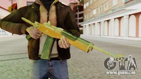 Ruger pour GTA San Andreas troisième écran