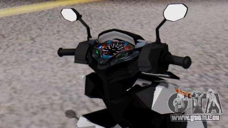 Vario 150 eSP IVF pour GTA San Andreas vue de droite