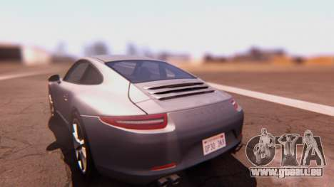 Jungles 3.0 pour GTA San Andreas troisième écran