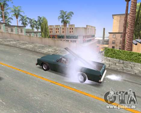 Blood Effects für GTA San Andreas