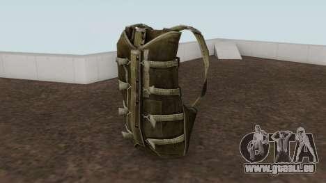 Original HD Parachute für GTA San Andreas
