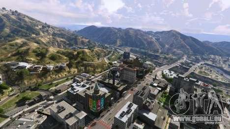 GTA 5 Neue Wetter-und Beleuchtung v2.0 vierten Screenshot