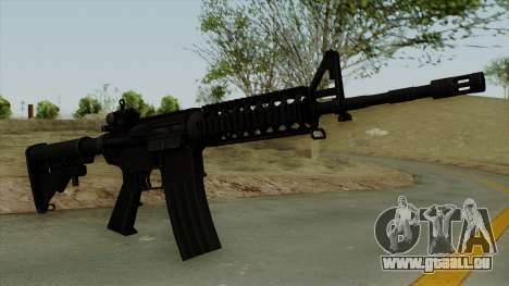 AR-15 Ironsight für GTA San Andreas