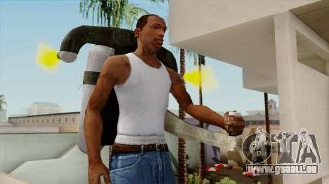 Original HD Jetpack für GTA San Andreas dritten Screenshot