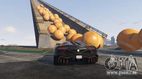 GTA 5 Race the balls v1.2