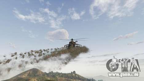 GTA 5 Realistic rocket pod 2.0 huitième capture d'écran