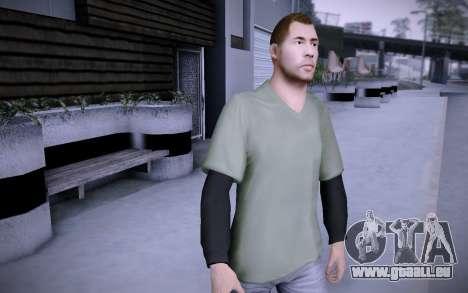 New Santa Maria Beach für GTA San Andreas dritten Screenshot