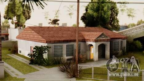 HD Grove Street für GTA San Andreas
