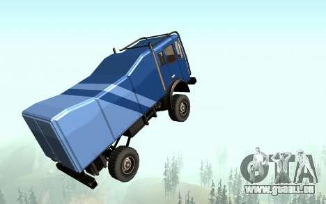 New Sky pour GTA San Andreas quatrième écran
