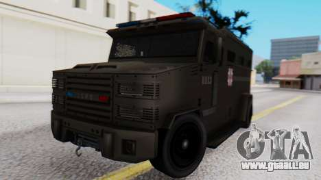 GTA 5 Enforcer Raccoon City Police Type 1 pour GTA San Andreas