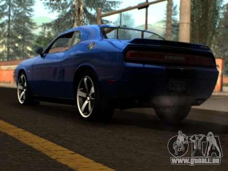 Lime ENB 1.3 pour GTA San Andreas deuxième écran