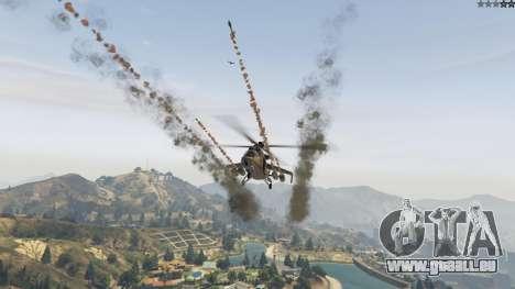 GTA 5 Realistic rocket pod 2.0 cinquième capture d'écran