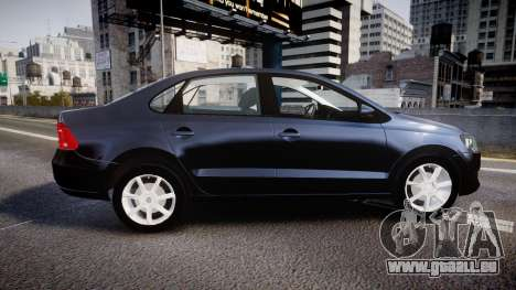 Volkswagen Polo für GTA 4 linke Ansicht