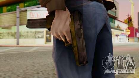 Glock 17 SA Style für GTA San Andreas dritten Screenshot