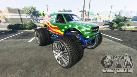 Vapid The Liberator The Legalizator pour GTA 5
