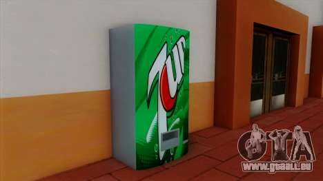 Soda 7UP für GTA San Andreas zweiten Screenshot