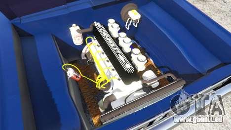 Chevrolet Opala Gran Luxo für GTA 5
