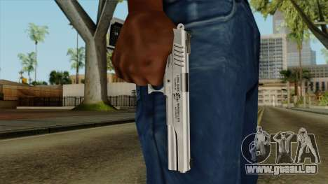 Original HD Colt 45 für GTA San Andreas dritten Screenshot