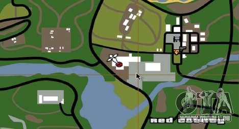 La compagnie pétrolière LUKOIL pour GTA San Andreas cinquième écran