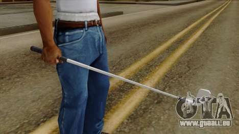 Original HD Golf Club pour GTA San Andreas troisième écran