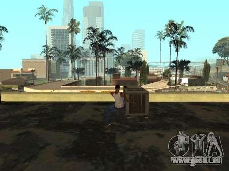 Animation de GTA Vice City pour GTA San Andreas cinquième écran