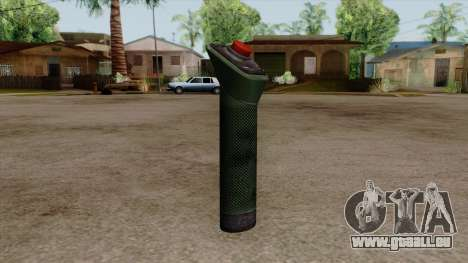 Original HD Bomb Detonator pour GTA San Andreas