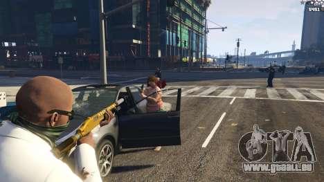 GTA 5 Strapped Peds sixième capture d'écran