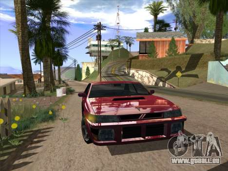 Ultimate Graphics Mod 2.0 pour GTA San Andreas