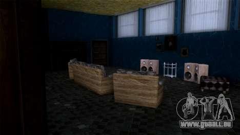 Reprojeter l'intérieur du manoir de MADD Dogg pour GTA San Andreas quatrième écran