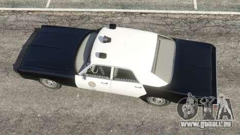 Dodge Polara 1971 Police v3.0 pour GTA 5