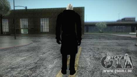 Franklyn Movie Skin für GTA San Andreas dritten Screenshot