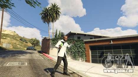 GTA 5 Tomahawk troisième capture d'écran