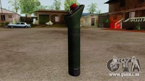 Original HD Bomb Detonator pour GTA San Andreas deuxième écran
