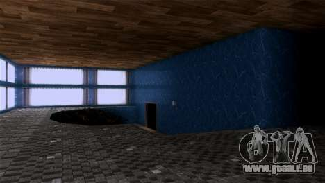 Reprojeter l'intérieur du manoir de MADD Dogg pour GTA San Andreas deuxième écran