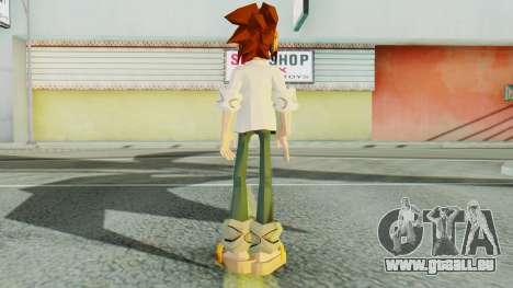 Yoh Asakura für GTA San Andreas dritten Screenshot