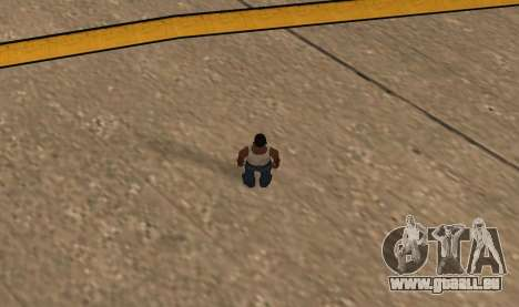 Camera Teleport Player (GTA 5) für GTA San Andreas