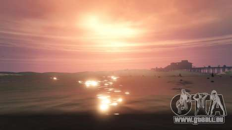 GTA 5 De grosses vagues v1.1 cinquième capture d'écran
