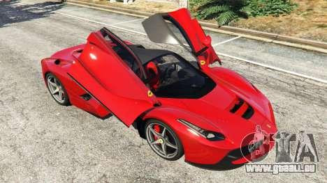 Ferrari LaFerrari 2015 v0.5 für GTA 5