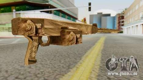 MG-81 from Hidden and Dangerous 2 pour GTA San Andreas deuxième écran