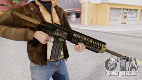 M4A1 Magpul pour GTA San Andreas