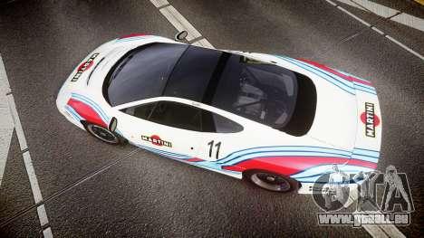 Jaguar XJ220 1992 [EPM] Martini pour GTA 4 est un droit