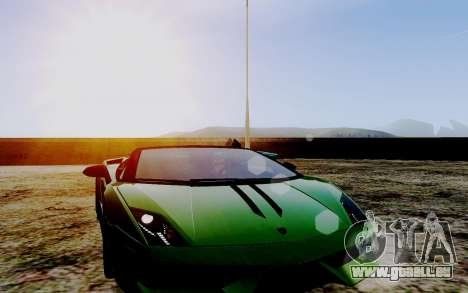 ENB Series HQ Graphics v2 für GTA San Andreas sechsten Screenshot