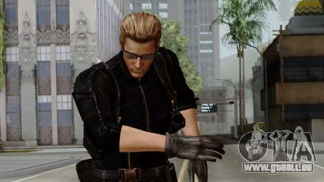 Wesker Midnight pour GTA San Andreas