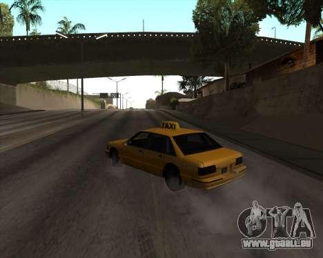 Drift für GTA San Andreas dritten Screenshot